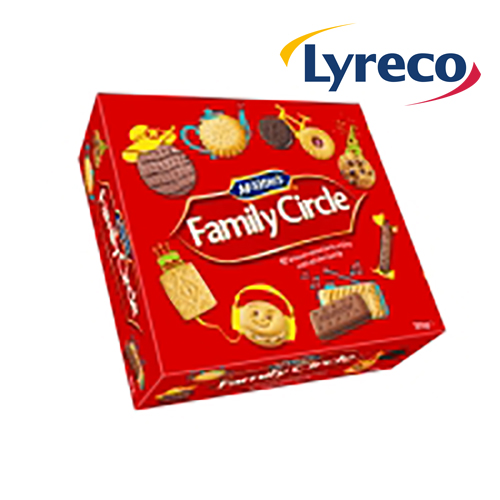 Family Circle Biscuits 720g