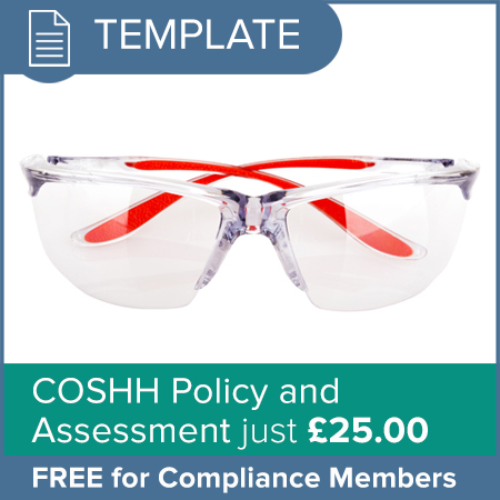 coshh policy and assessment