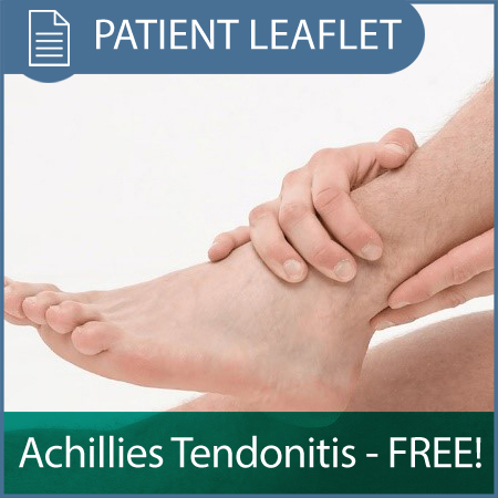 achillies-Tendonitis